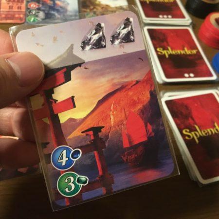 宝石の煌めき拡張「東洋カードレベル1」効果2枚分の写真画像