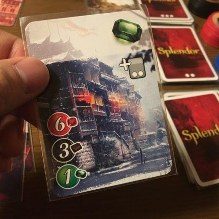 宝石の煌めき拡張「東洋カードレベル3」レベル2獲得の写真画像
