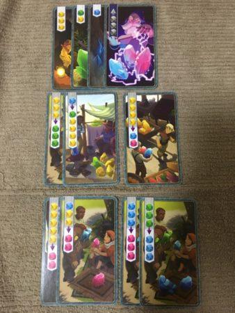 +3商人カード11枚の写真画像