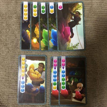 +4商人カード8枚の写真画像