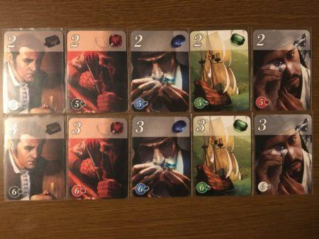 レベル2の点数効率の良いカード10枚の写真画像
