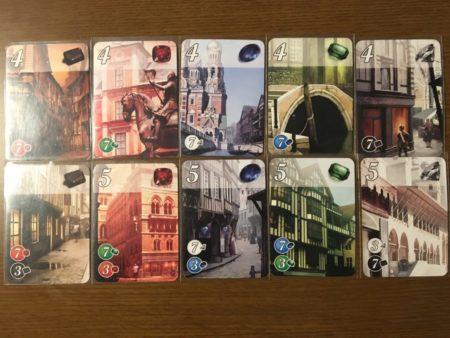 レベル3の点数効率の良いカード10枚の写真画像