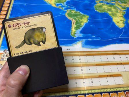 ファウナの動物カード